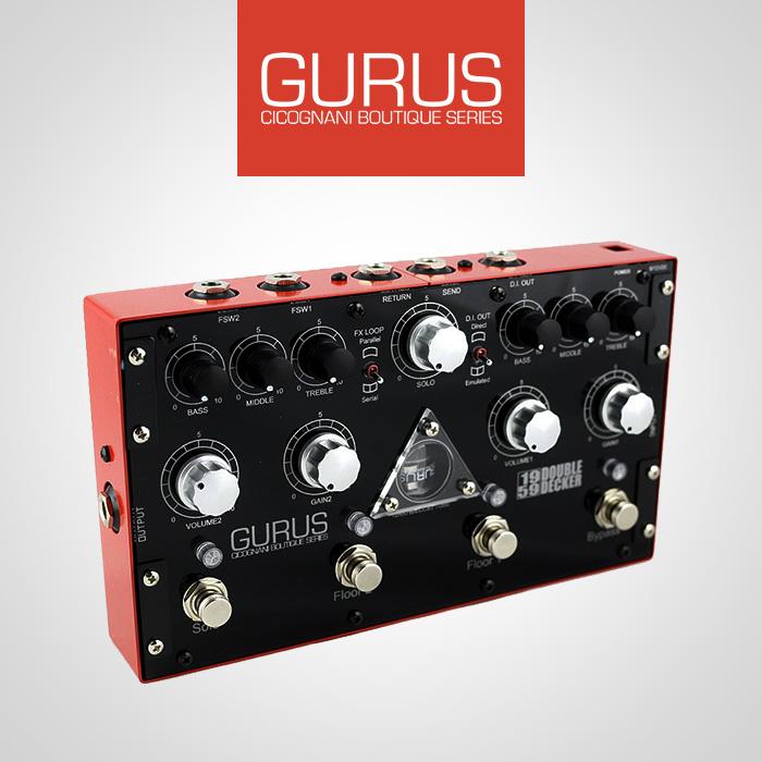 Gurus Amps